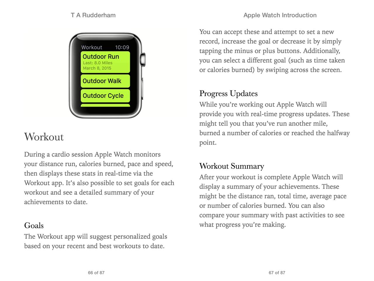 Apple Watch screen 3