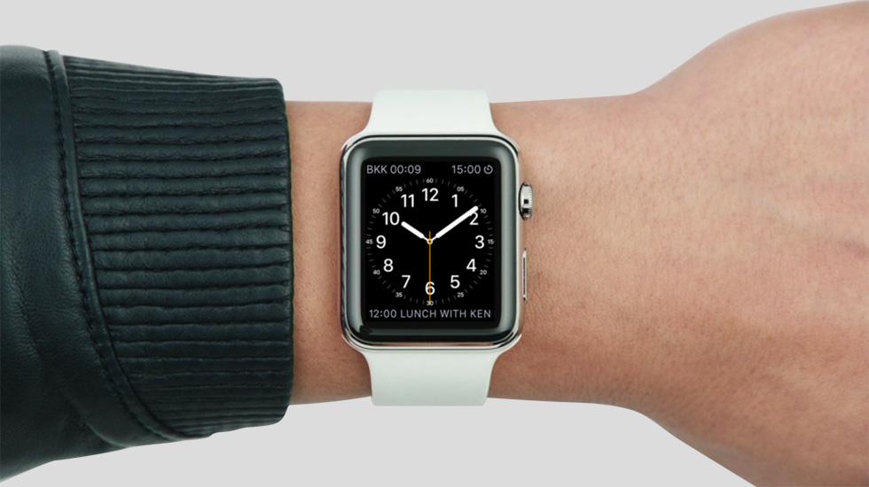 Apple Watch swap wrist featured