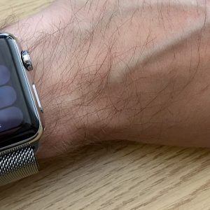 Enable Power Reserve mode on Apple Watch