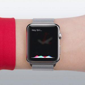 Siri on Apple Watch tutorial