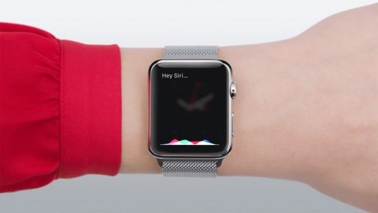 Siri on Apple Watch tutorial