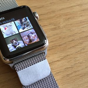 Search photos Apple Watch Tip