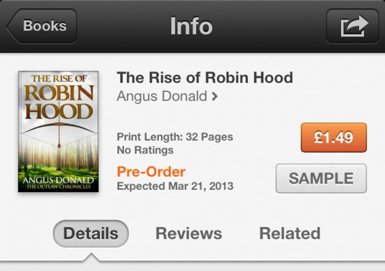 2 Download a book for iPhone