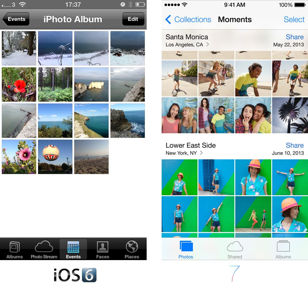 Photos App Comparisons