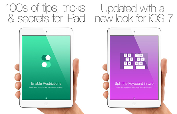 Guide for iPad app update 1