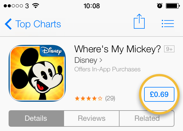 How do I buy iPhone apps