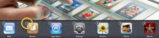 Fix a crashed frozen app