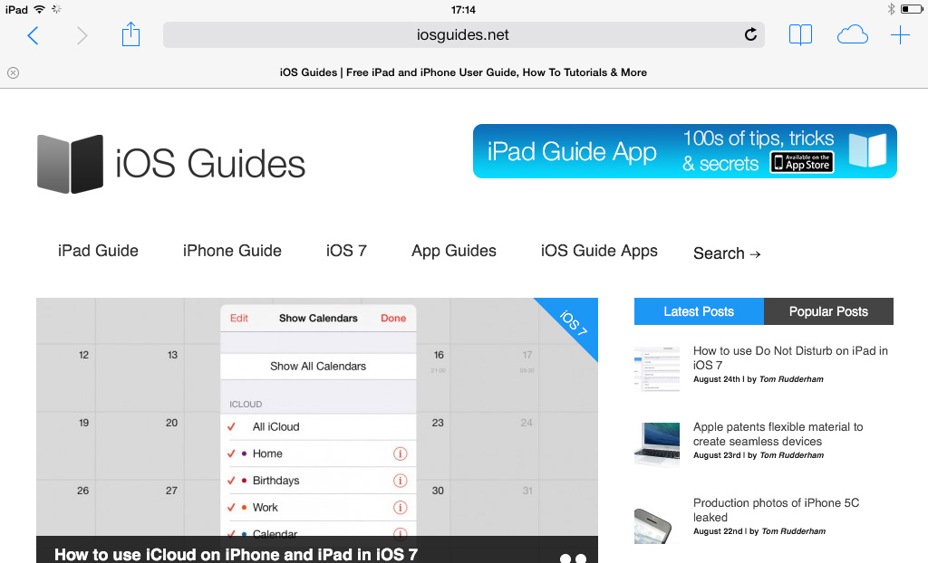 how to download safari on ipad