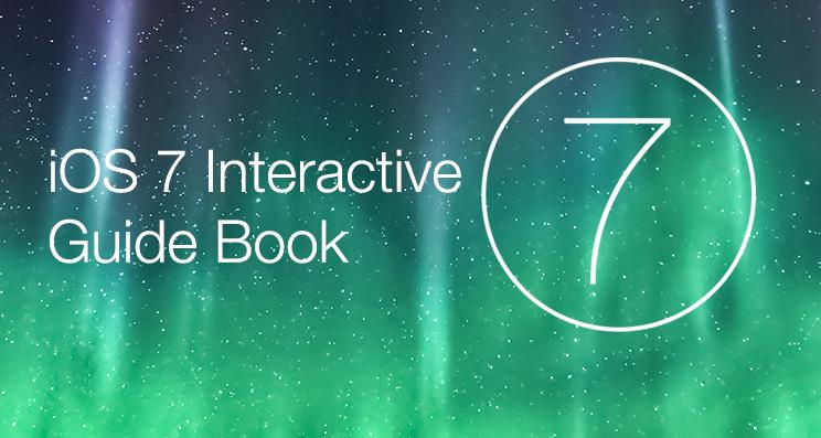 iOS 7 Interactive Book