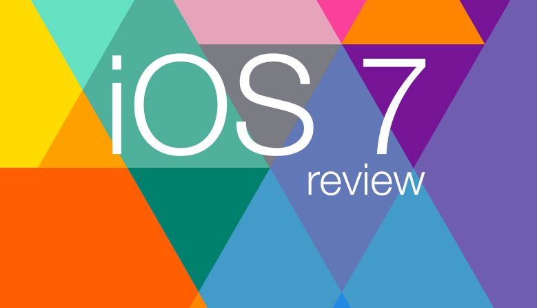 iOS 7 cover review