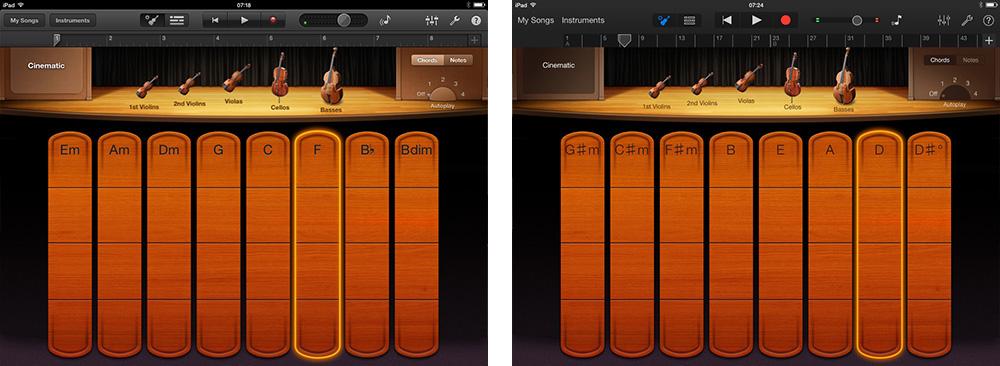 GarageBand iOS 7 Comparison 5 thumb