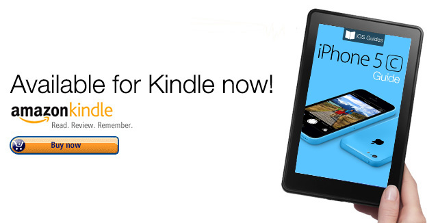 iPhone 5c Guide Kindle