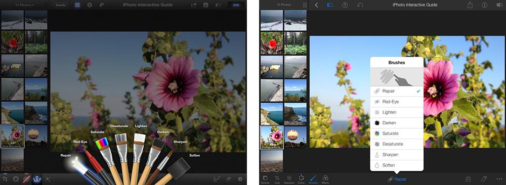 iPhoto iOS 7 Comparison 4 thumb