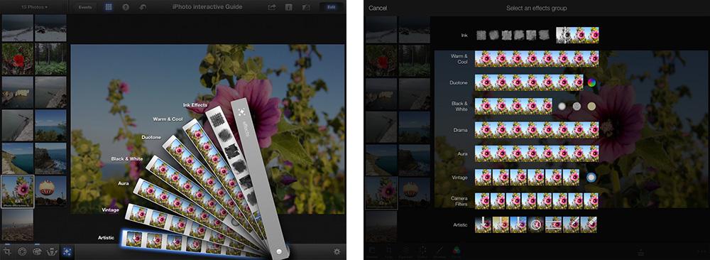 iPhoto iOS 7 Comparison 5 thumb