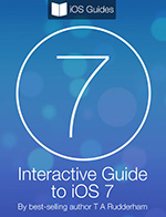 Interactive Guide to iOS 7 Cover