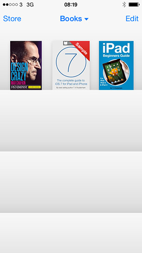 iBooks iOS 7 1 thumb