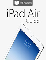 iPad Air Guide Cover