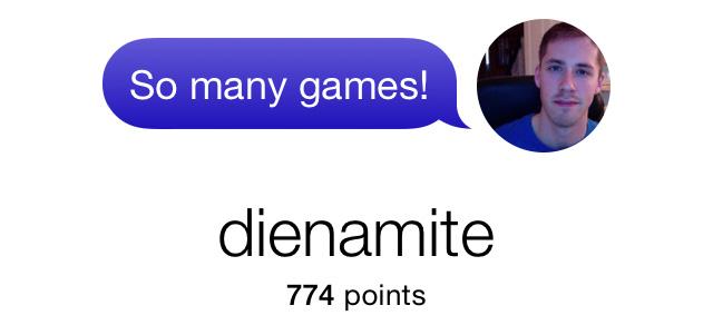Game Center profile