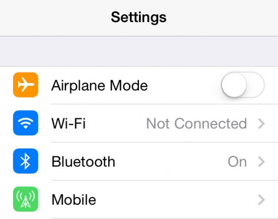 WiFi Featured iPhone