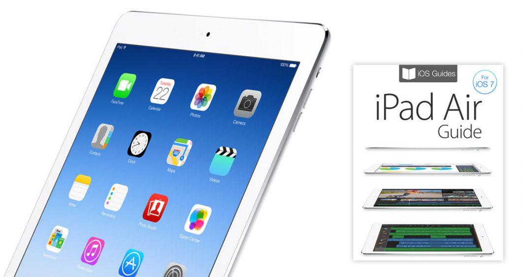 iPad Air Guide eBook Header