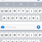 Hide Predictive Text iOS 8