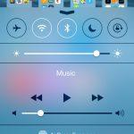 iOS 8 Brightness toggle