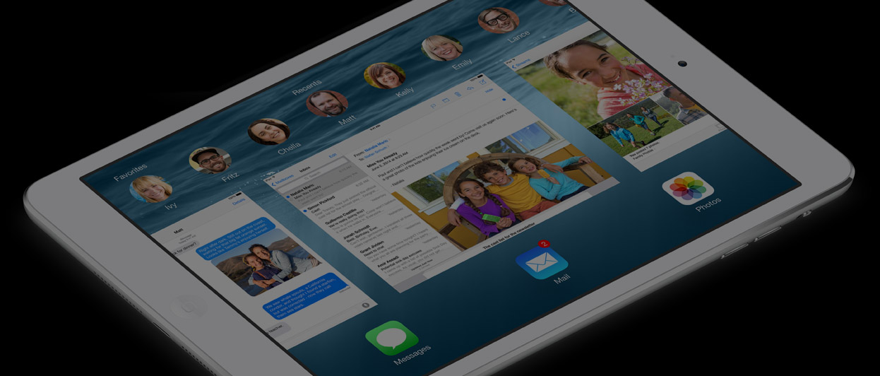 iOS 8 new features