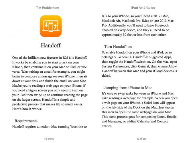 iPad Air Guide 2 Book image 2