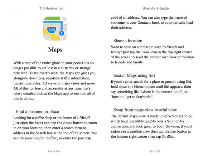 iPad Air Guide 2 Book image 3